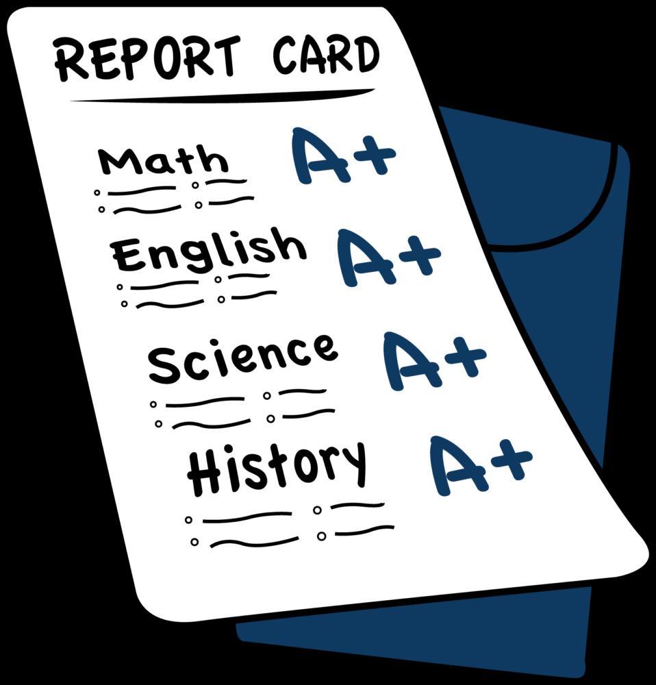 Grades clipart poor grade. Get good romeo landinez