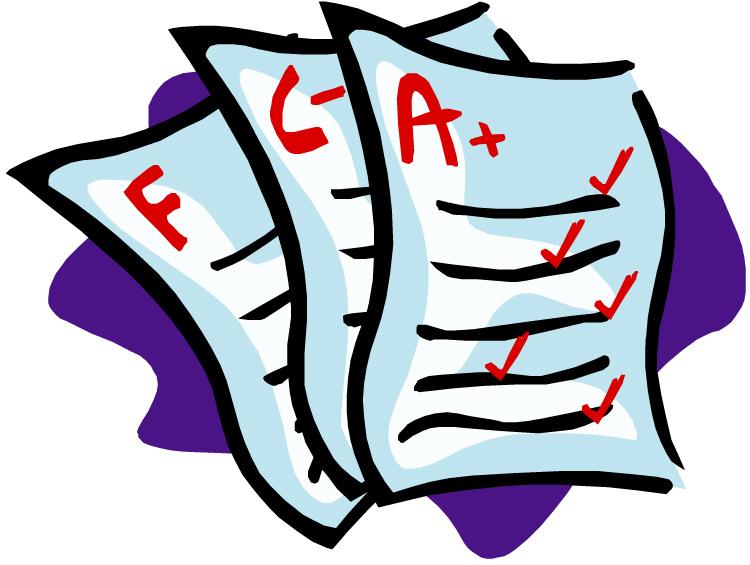 Bad grade free image. Grades clipart report card