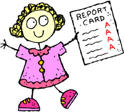 Free download best . Intelligent clipart report card