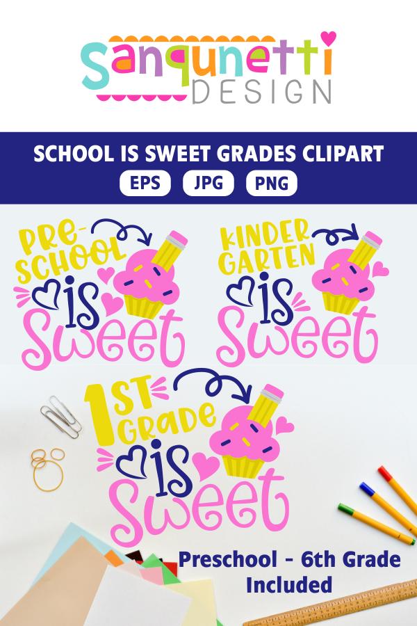 Is sweet preschool th. Grades clipart school project