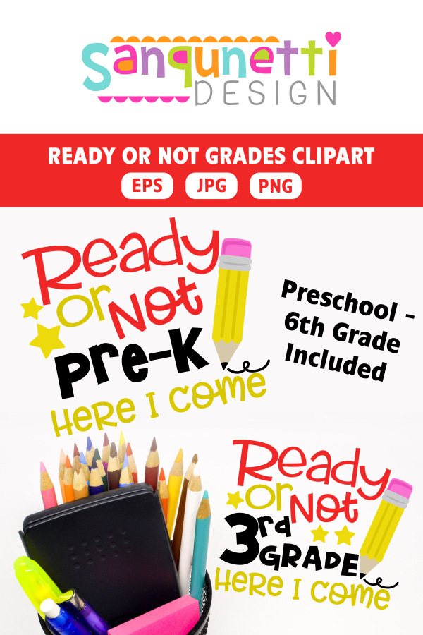Grades clipart school project. Ready or not here