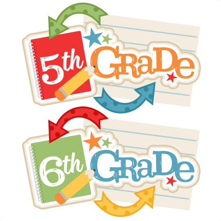 Textbook clipart 6th grade. Free sixth cliparts download