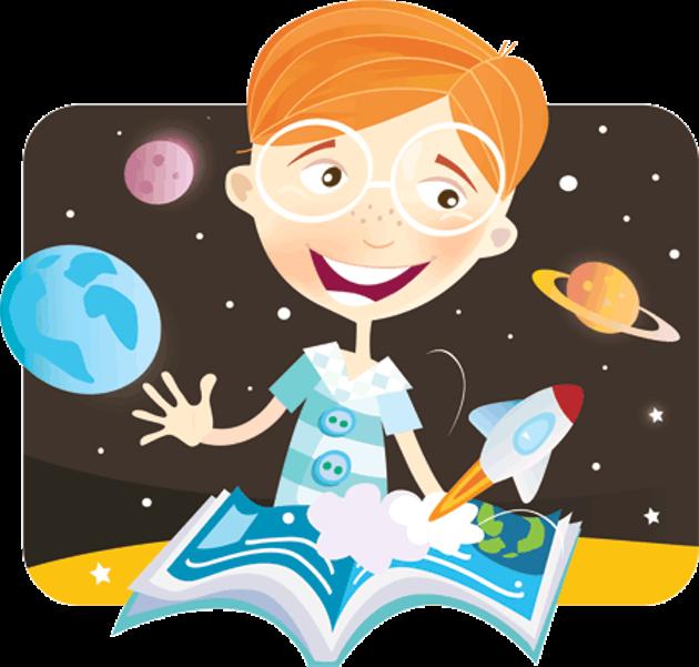 Knowledge clipart genius brain. Little features kids vt