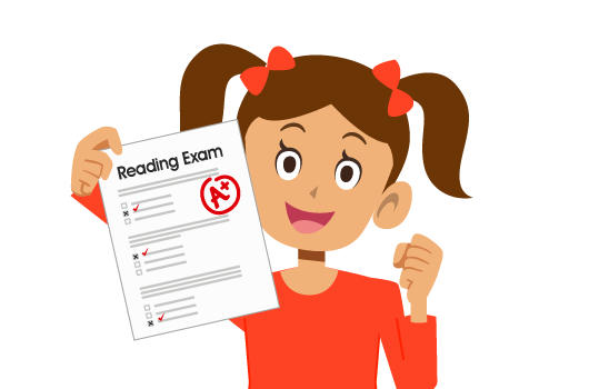 How to improve student. Grades clipart test score