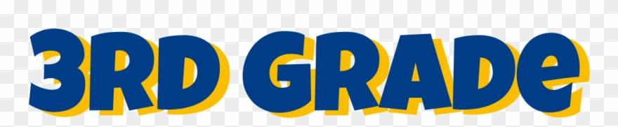 Rd transparent png . Grades clipart third grade