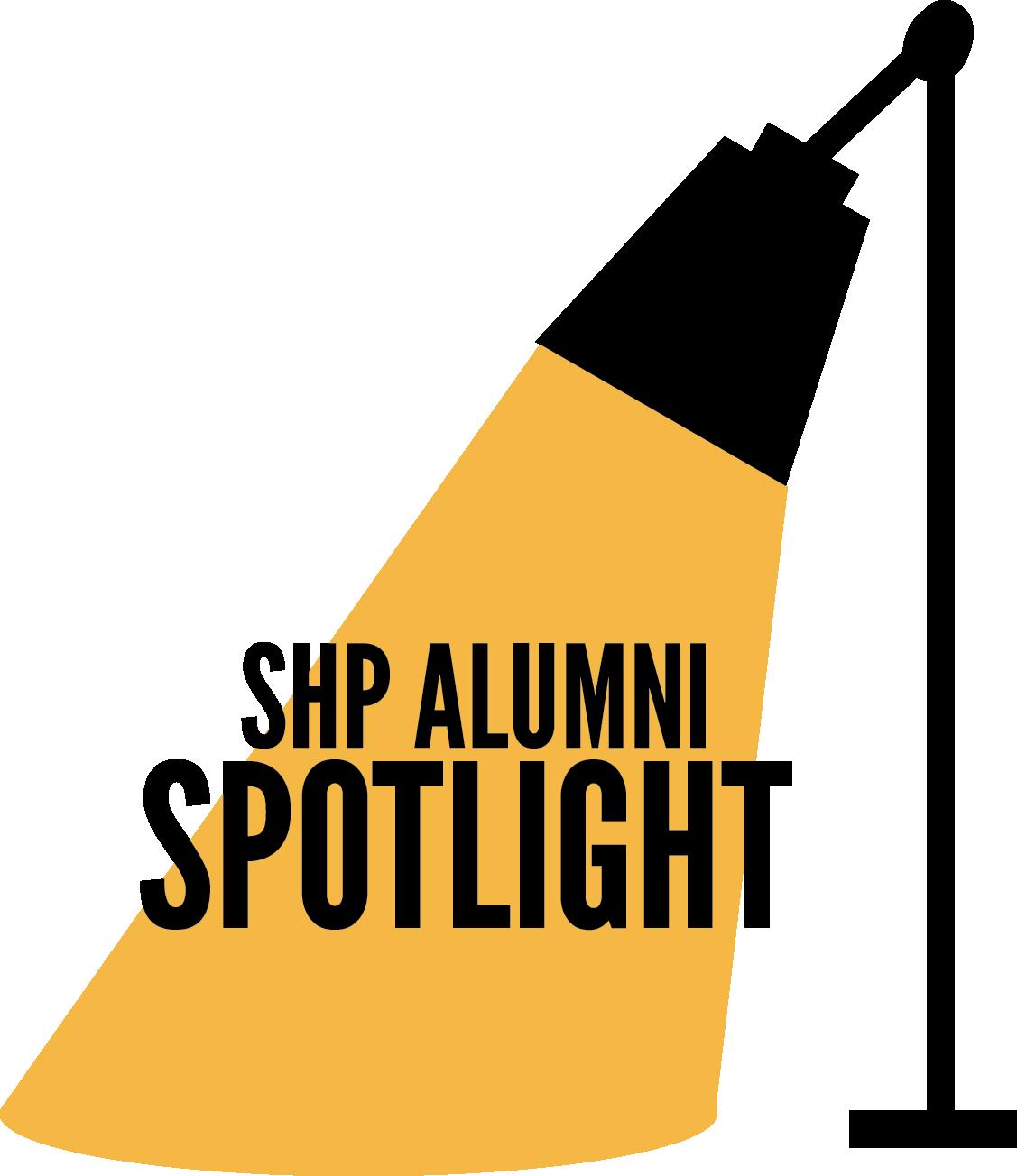 Graduate clipart alumnus. Shp alumni spotlight why