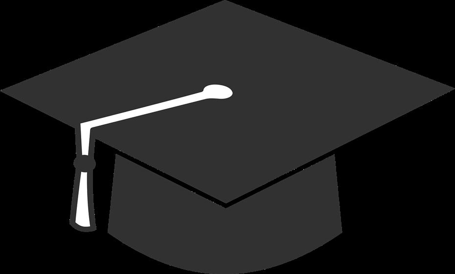 Barker road middle brms. Graduate clipart high school graduate