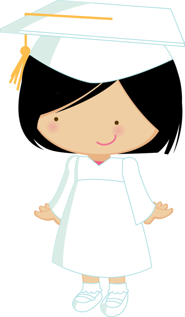 Graduate clipart kinder. Pin by jeny chique