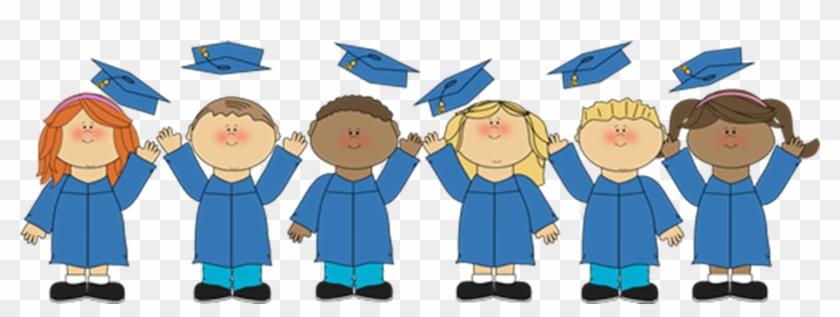 Transparent library kids graduation. Graduate clipart kinder