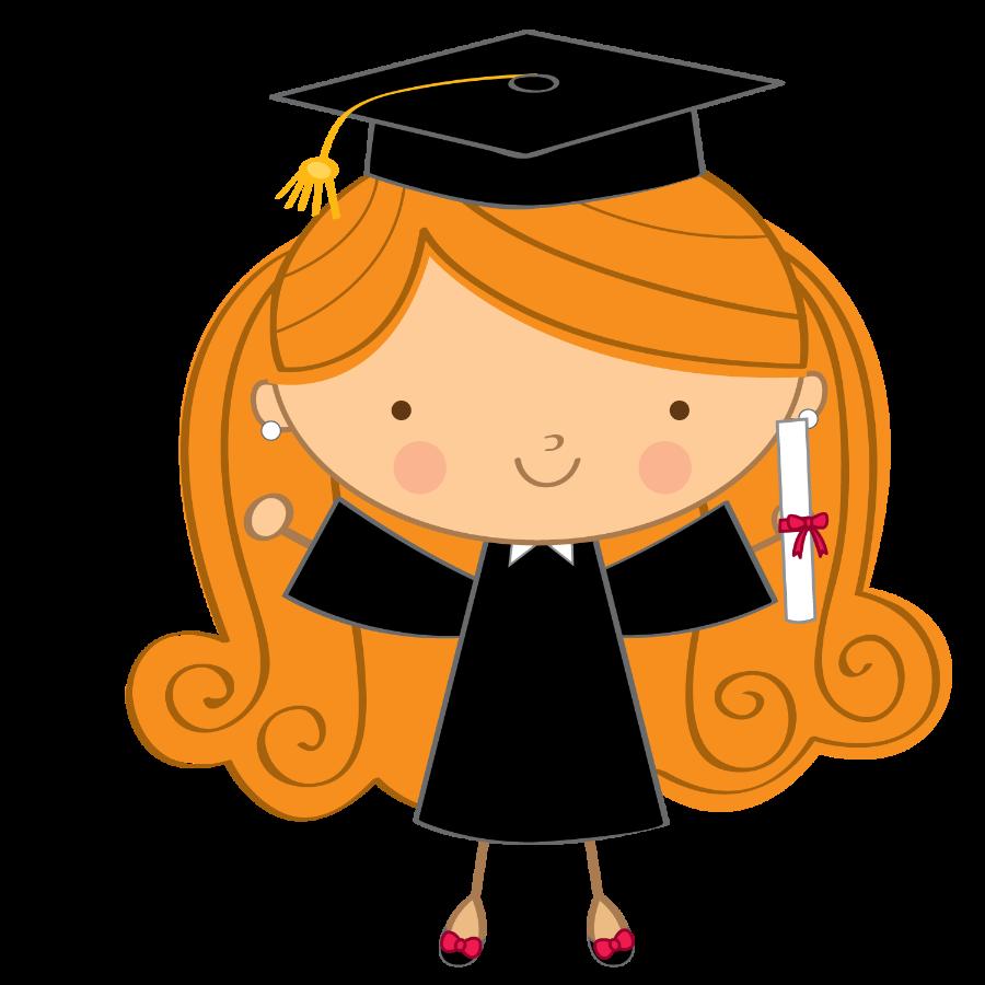 Kindergarten clipart diploma. Graduation ceremony drawing school