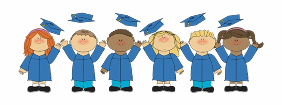 graduation clipart kindergarten graduation