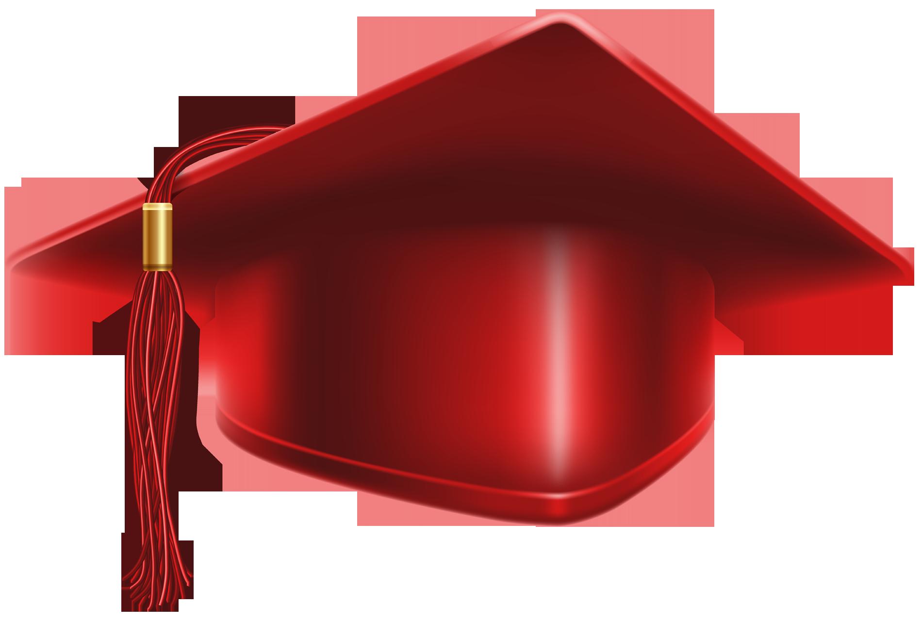 Cap and diploma png. Graduation clipart maroon