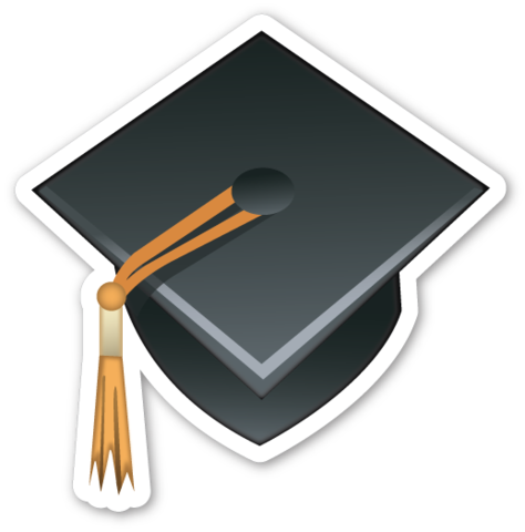Drawing at getdrawings com. Graduation cap vector png