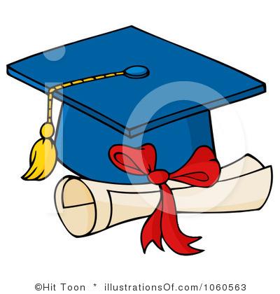 Graduation clipart. Clip art free printable
