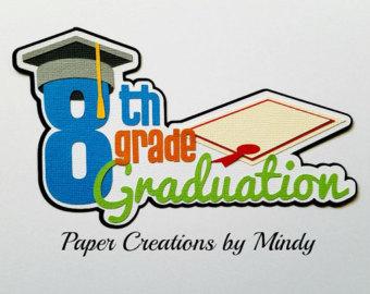 th free download. Graduation clipart 8th grade graduation