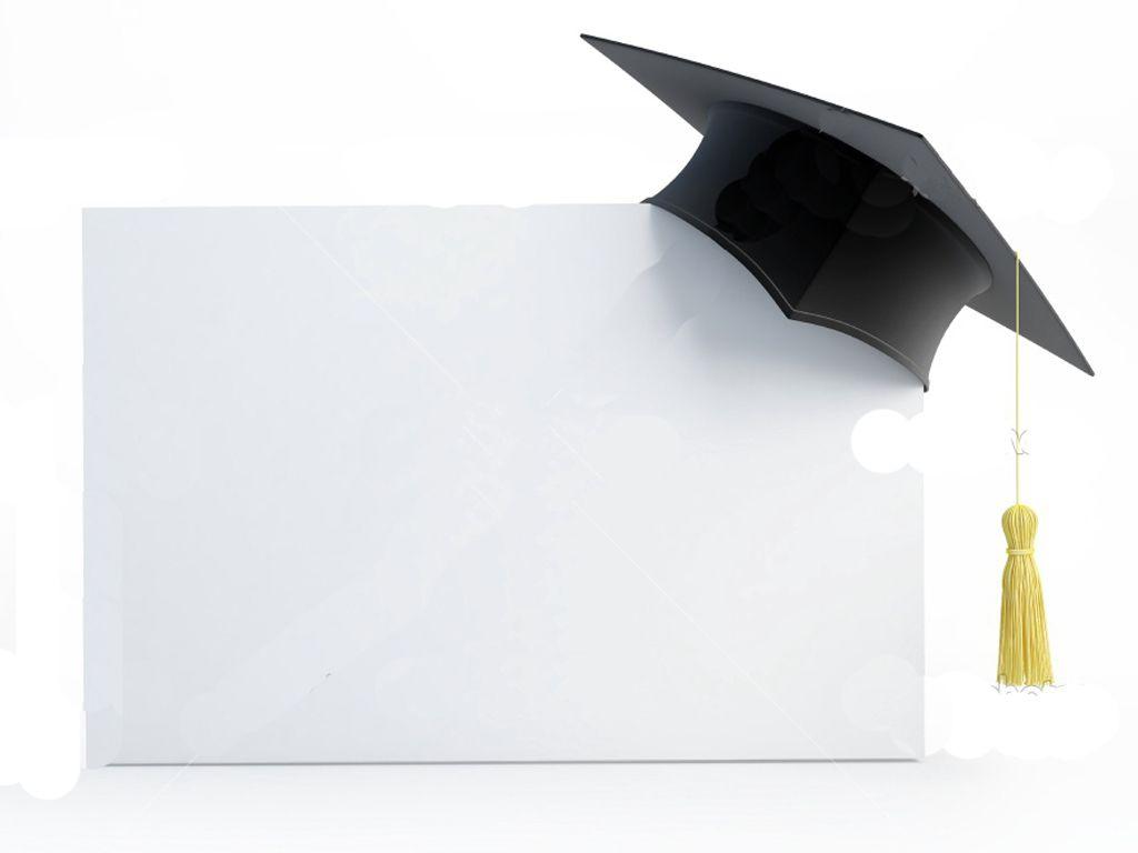 Graduation clipart backdrop. Free background clip art