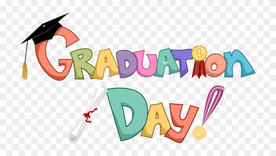 Graduation clipart graduation day. Clip art pictures png