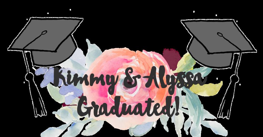 Alyssa kimmy s cheers. Graduation clipart graduation party