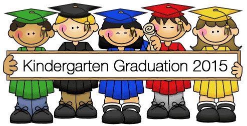 Graduation clipart kindergarden. Kindergarten at sweetiesswag com