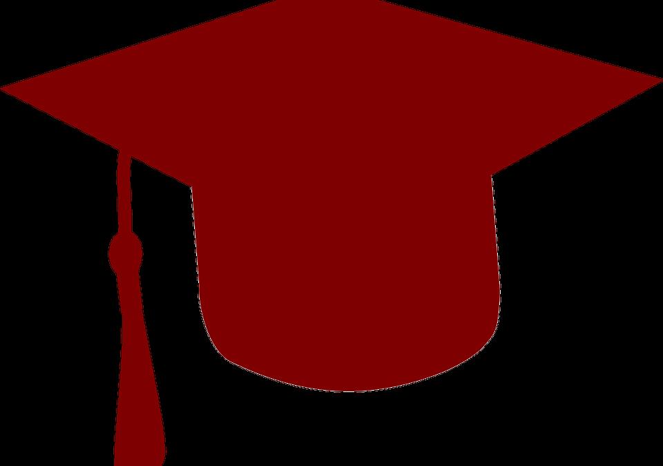 Nursery st oswald s. Graduation clipart maroon