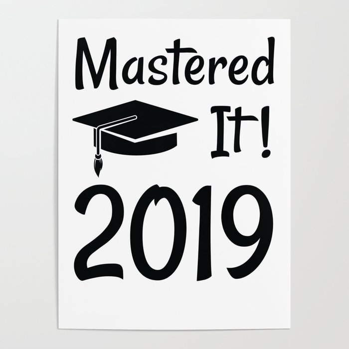 Master s gift product. Graduation clipart masters degree