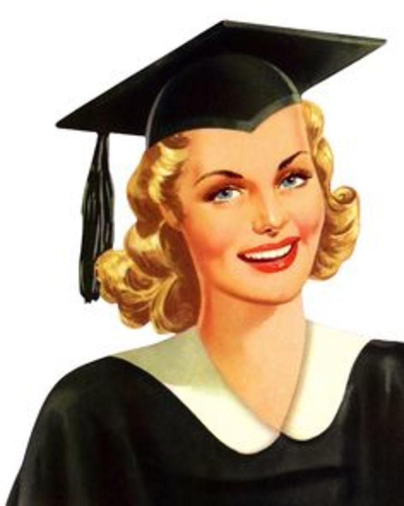 Free download clip art. Graduation clipart portrait