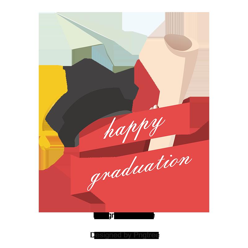 Graduation clipart poster. Classroom background happy season