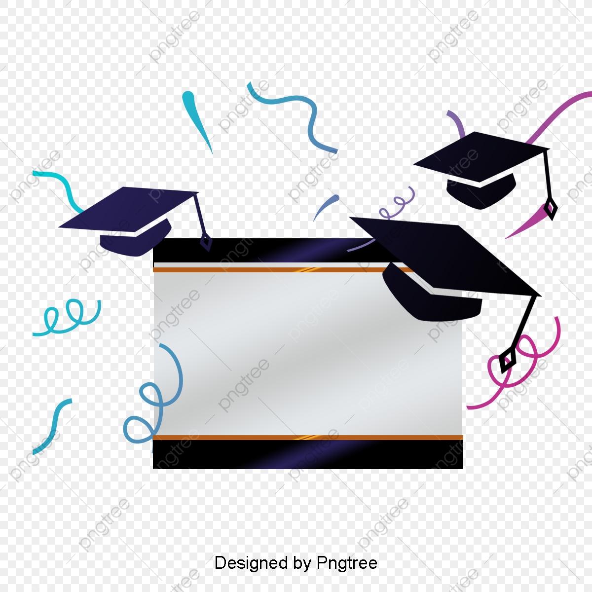 Graduation clipart poster. Season vector png