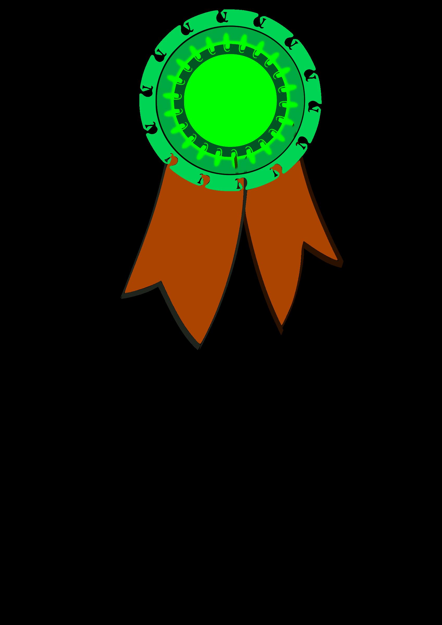 Award big image png. Graduation clipart ribbon