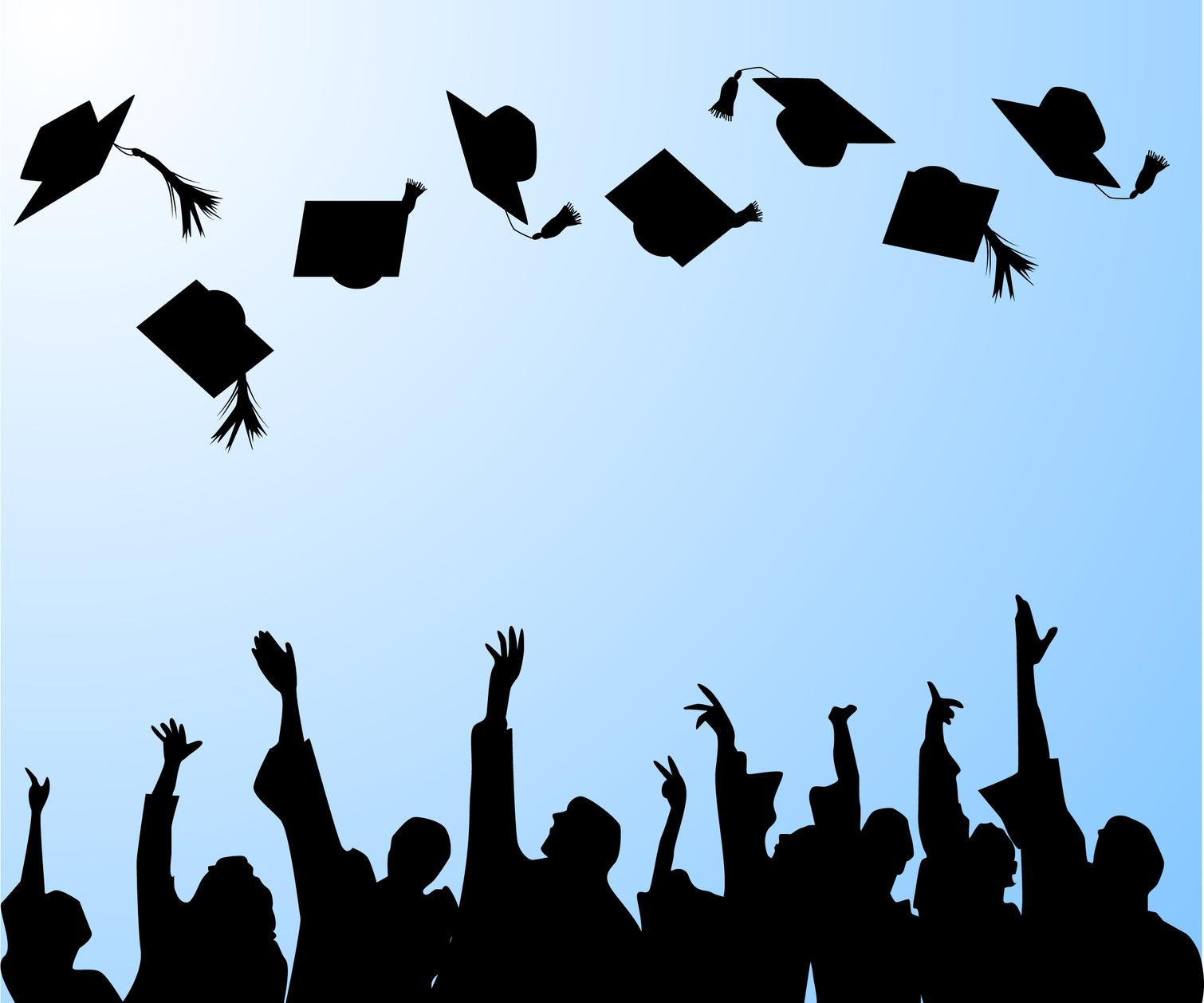 Graduation clipart senior. Free pictures clip art