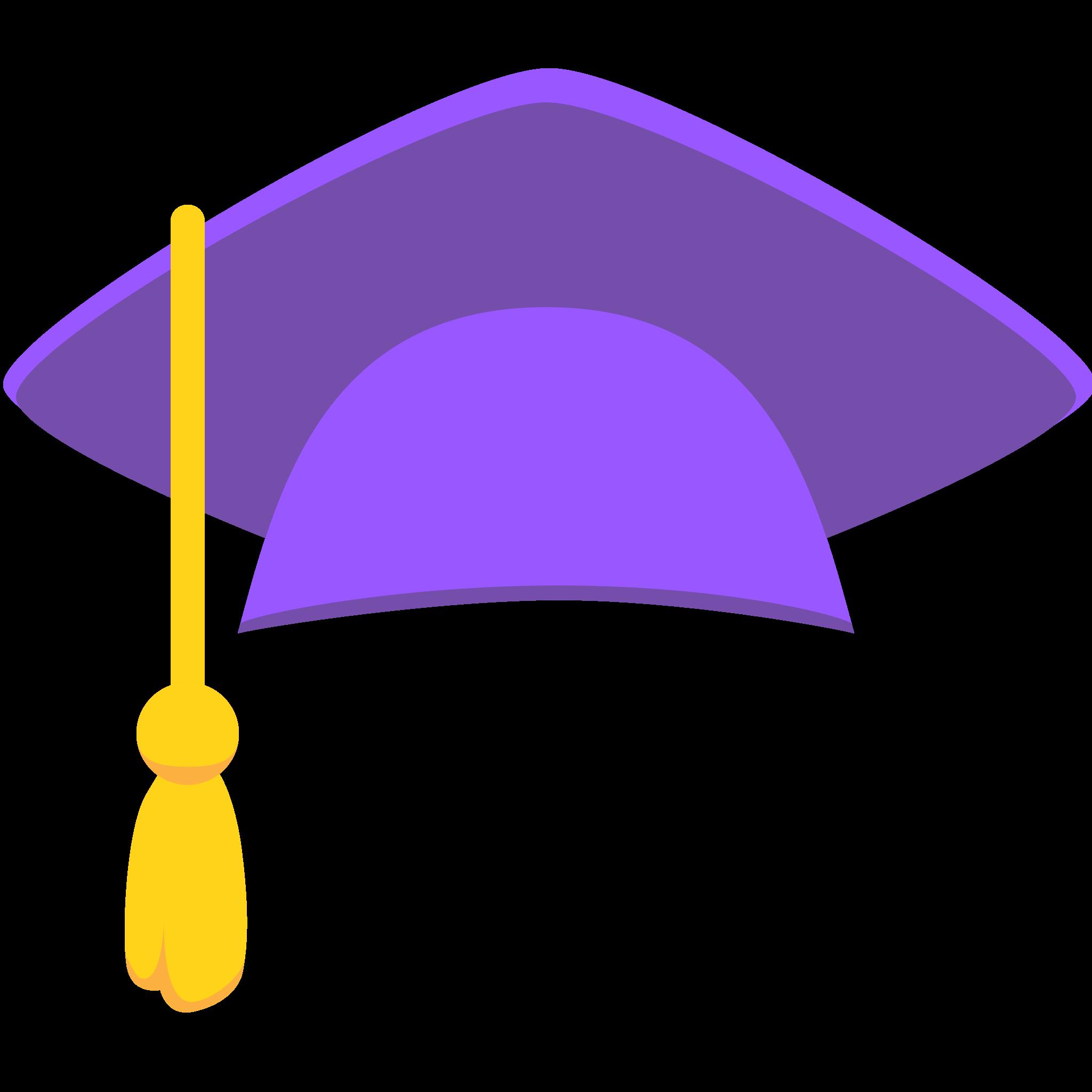 Graduation clipart sticker. Timeline hat