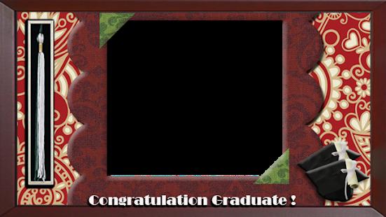 Graduation frame png.  for free download