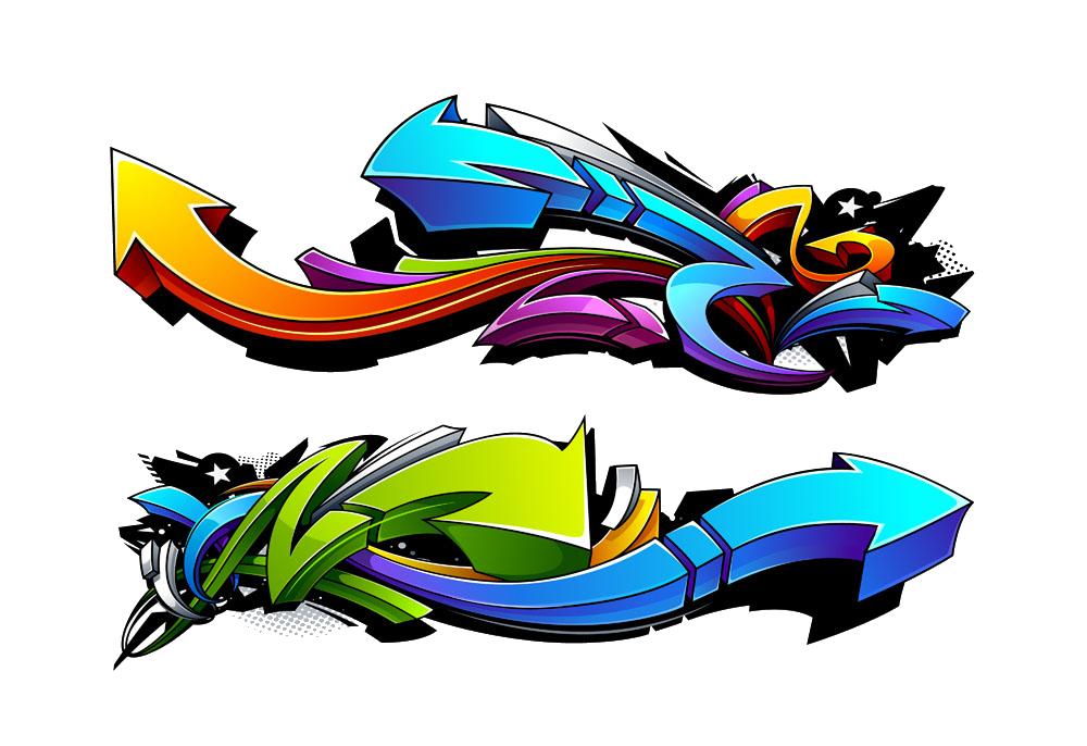 Graffiti clipart arrow, Graffiti arrow Transparent FREE for download on WebStockReview 2020