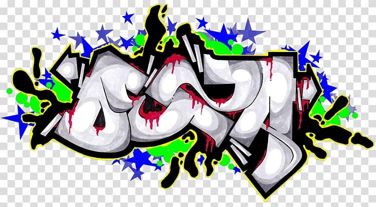 Street art drawing mural. Graffiti clipart clear background