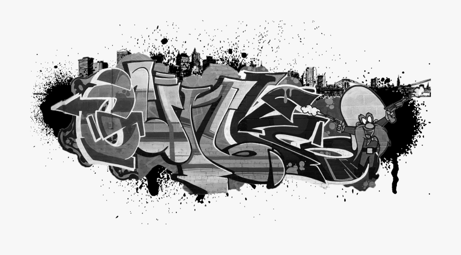 Collection of free art. Graffiti clipart design