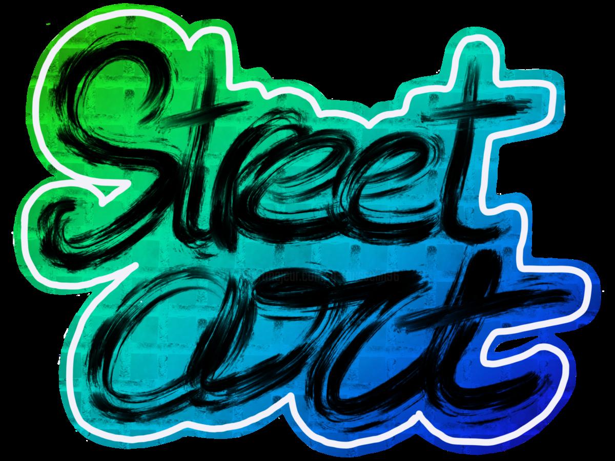 Street art wezalen digital. Graffiti clipart font