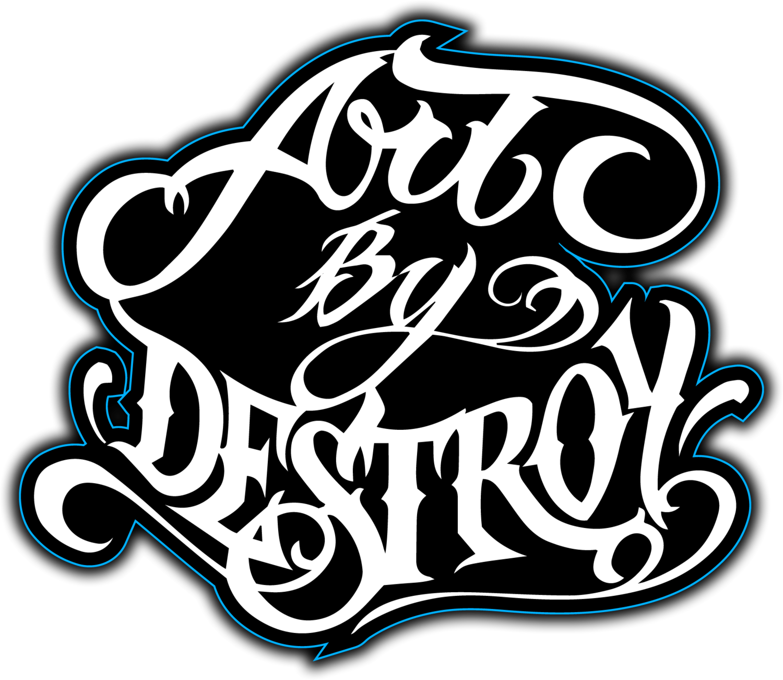 Art by destroy. Graffiti clipart graffiti artist