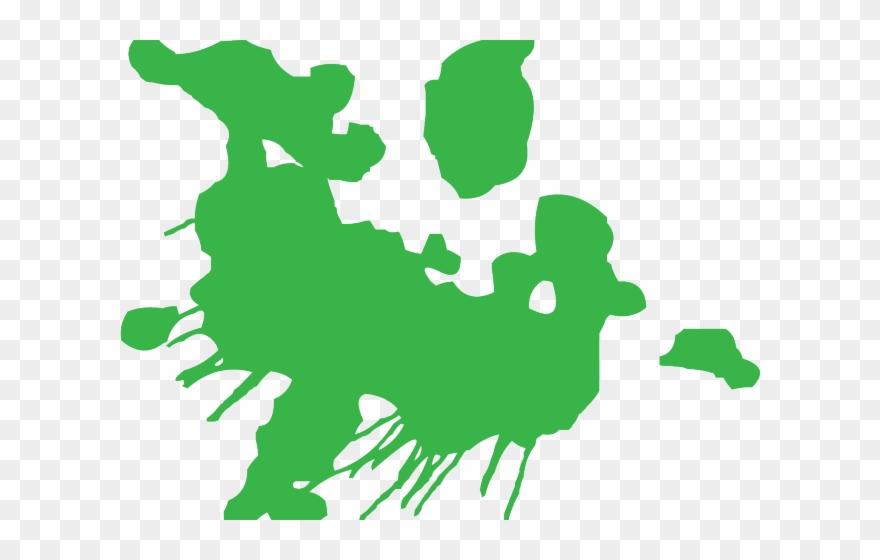 Graffiti clipart green. Splatter paint clip art