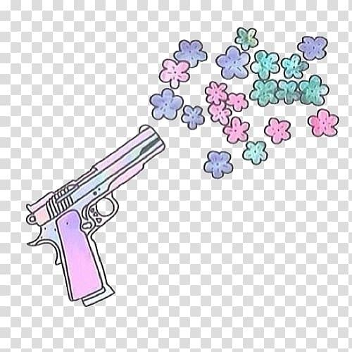Graffiti clipart gun. Firearm pistol drawing clip