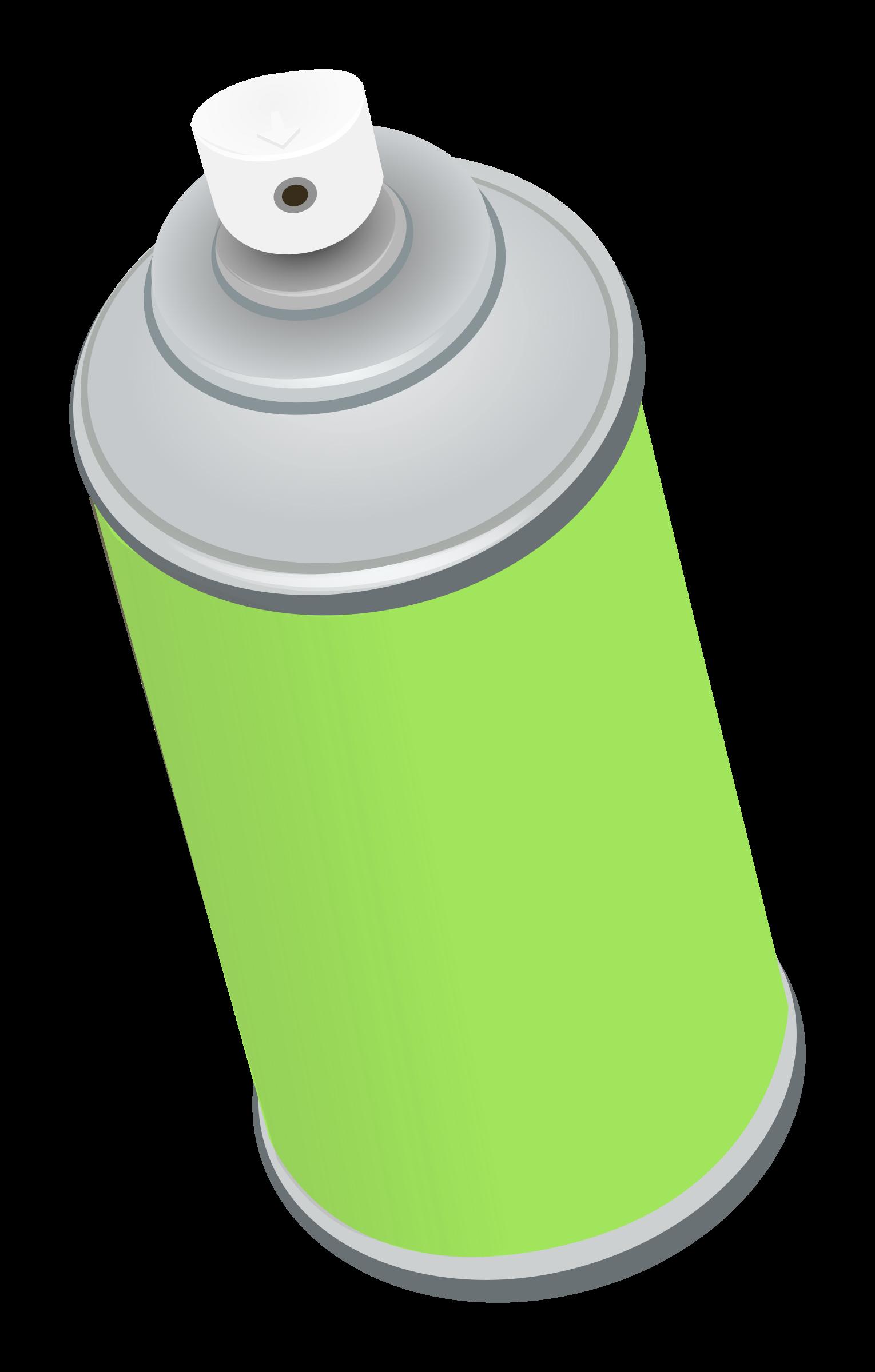 Paint clipart paint bottle. Spray can transparent png