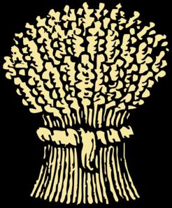 Grain clipart. Bushell clip art at
