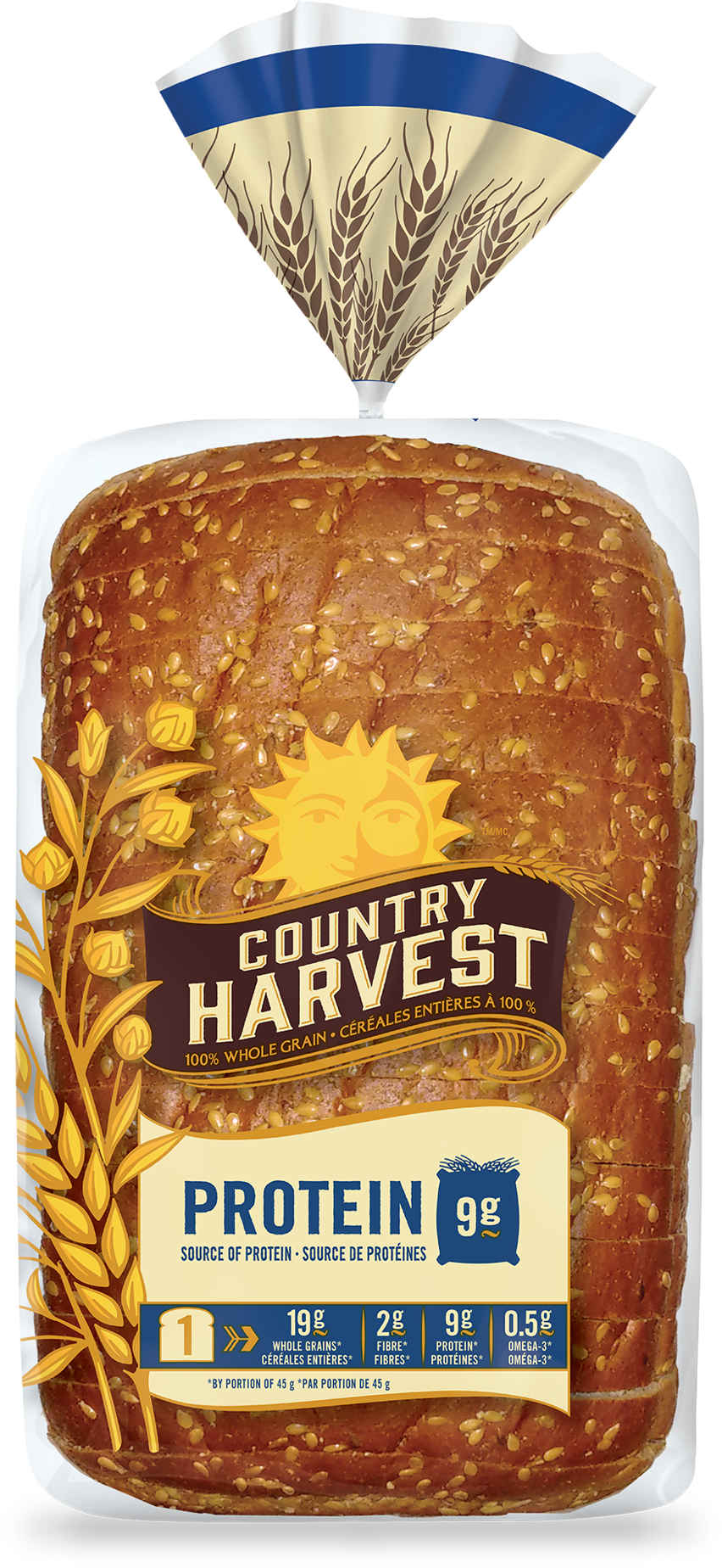 Country harvest chproteindfacehr. Grains clipart protein