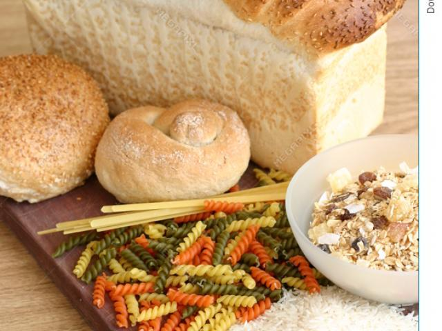 Grains clipart bread cereal rice pasta group. Free download clip art