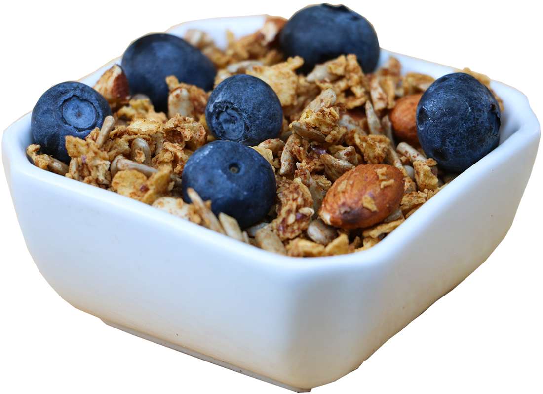 Swell eats real food. Oatmeal clipart cereal milk
