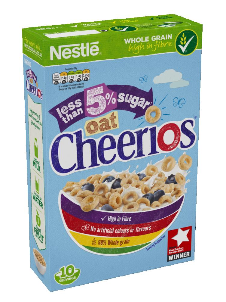 Grain clipart ceral. Cheerios oat crisp products