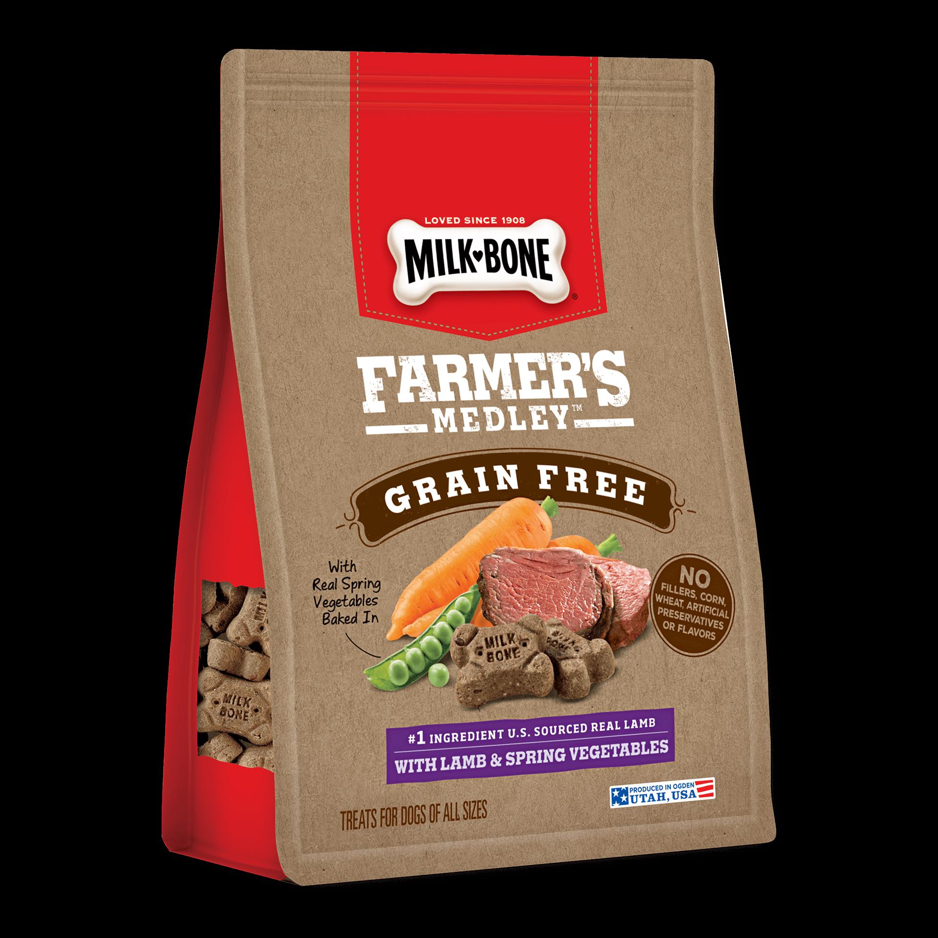 Grain clipart cereal grain. Farmer s medley dog