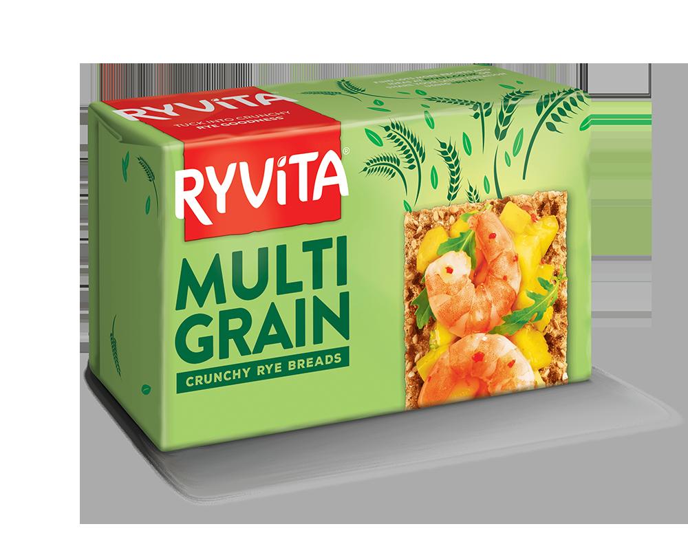Multigrain crunchy rye breads. Grains clipart oats