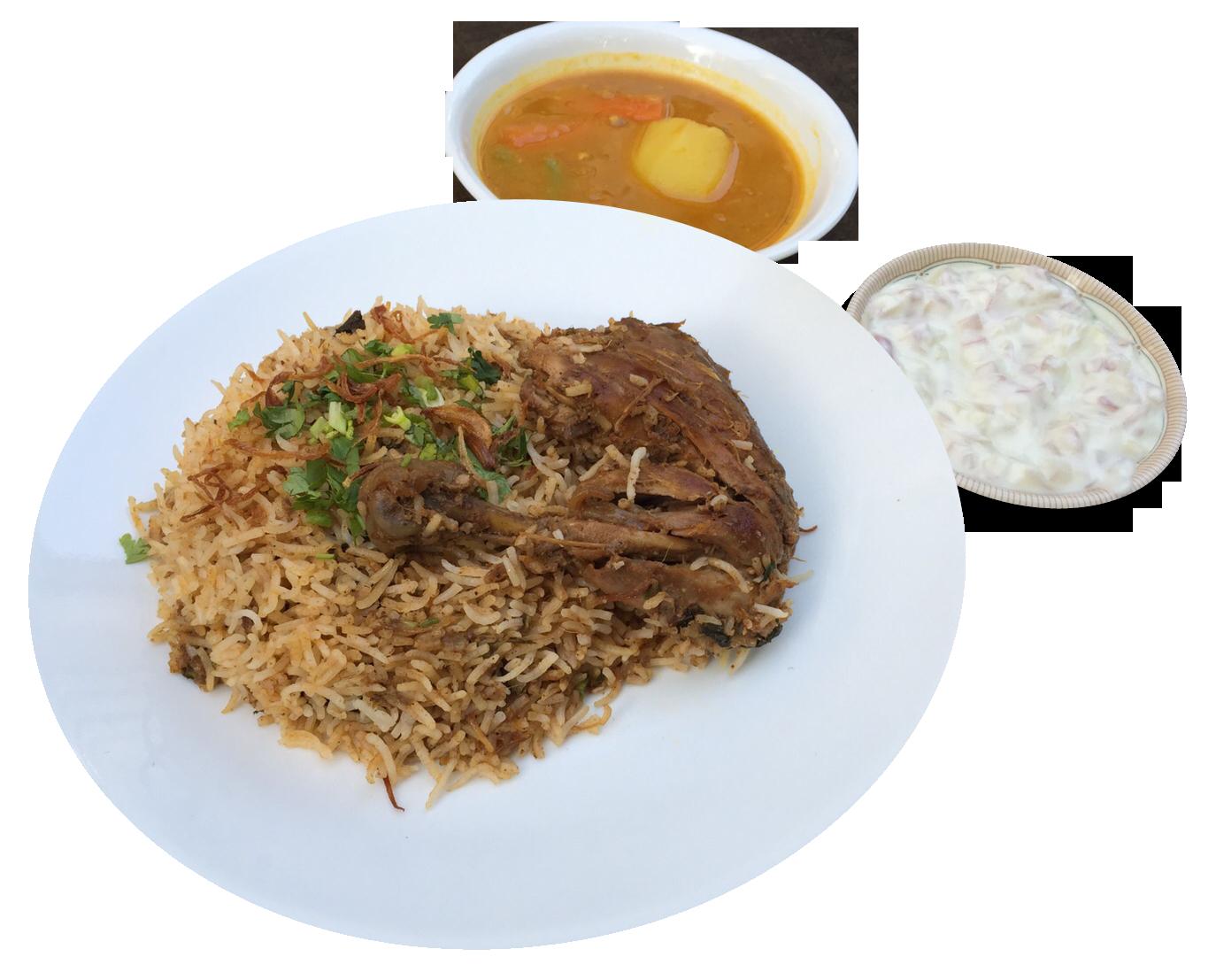 grain clipart chicken fried rice