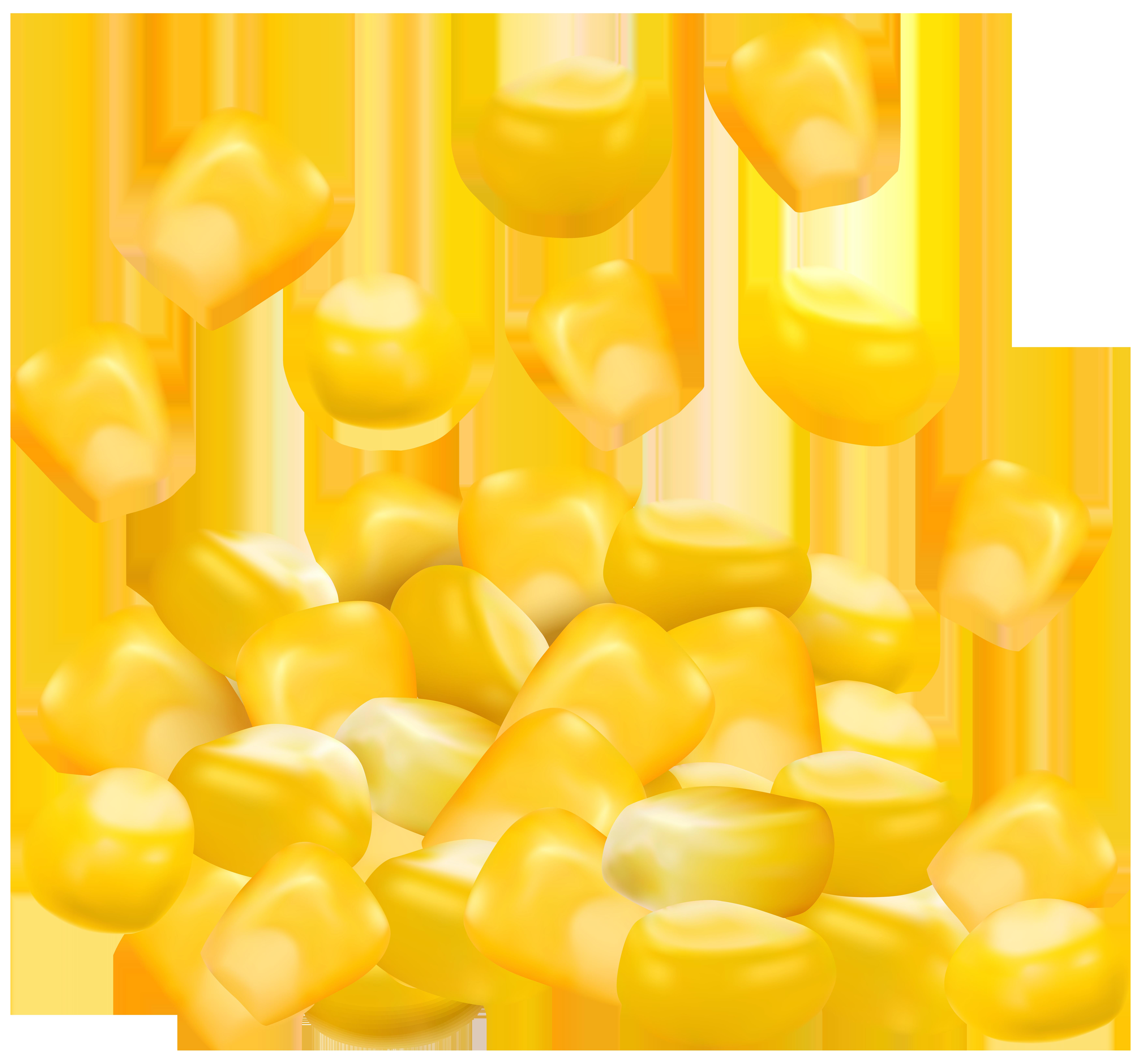 Sweet grains png clip. Grain clipart corn grain