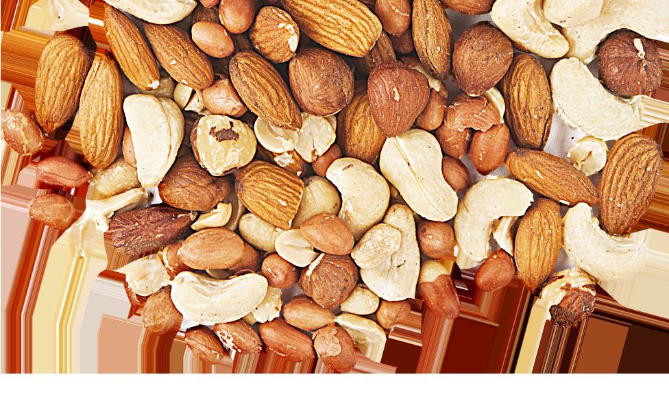 Product nature s heart. Grain clipart dry fruit